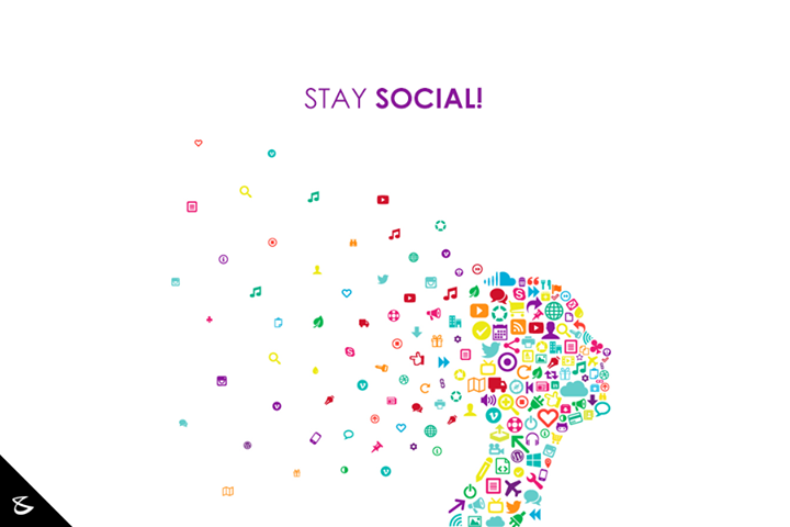 Stay Social!  #Business #Technology #Innovations #Social