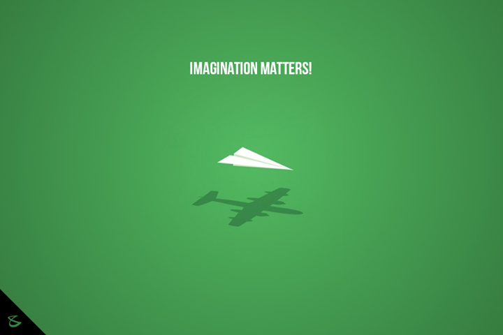 Imagination Matters! Don't you agree?  #Business #Technology #Innovations