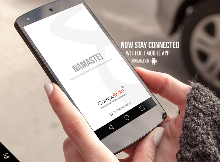 Now Stay Connected with our mobile app, available on Google Play!  Download now: https://goo.gl/QsDgpD  #Business #Technology #Innovations #Android
