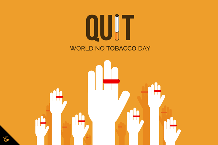 Let's celebrate the precious gift of #life! Say no to tobacco! #WorldNoTobaccoDay