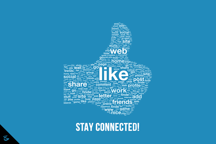 Stay Connected, Stay #Social!  #Business #Technology #Innovations