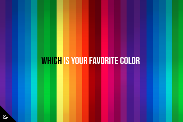 Which is your favourite colour?  #Business #Technology #Innovations