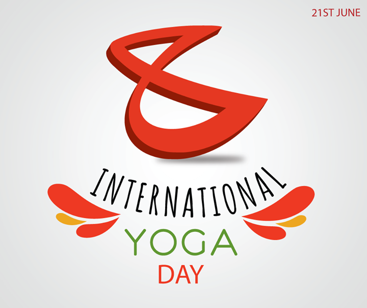 Yoga is a phenomenal way to take a pause from your busy routine and say '#Hello' to a peaceful state of mind!   #YogaDay #InternationalYogaDay #CompuBrain