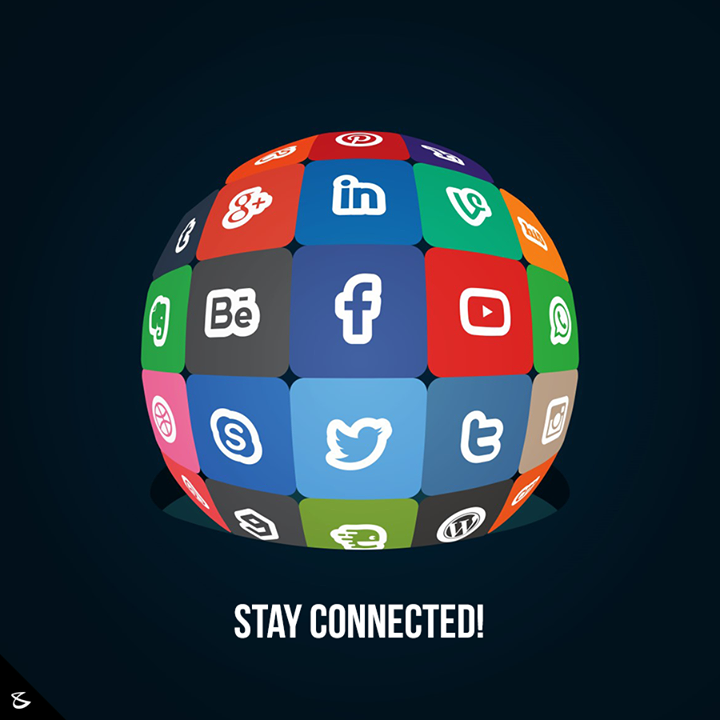 Stay Connected!  #Business #Technology #Innovations #SocialMedia