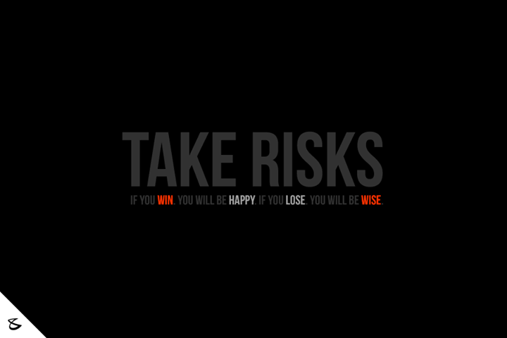 // Take Risks //  #Business #Technology #Innovations