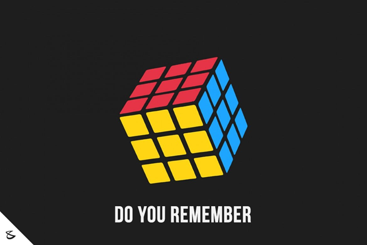 Those were the days, was rubik's cube your favourite childhood game?  #Business #Technology #Innovations #ChildhoodMemories