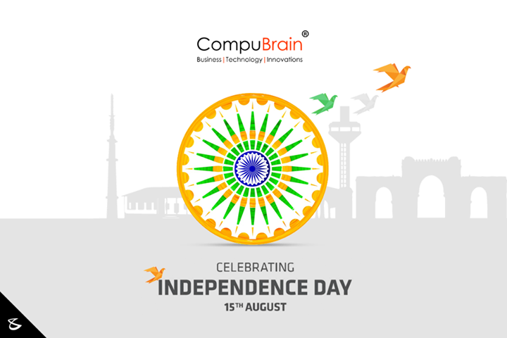 #IndependenceDay #CompuBrain