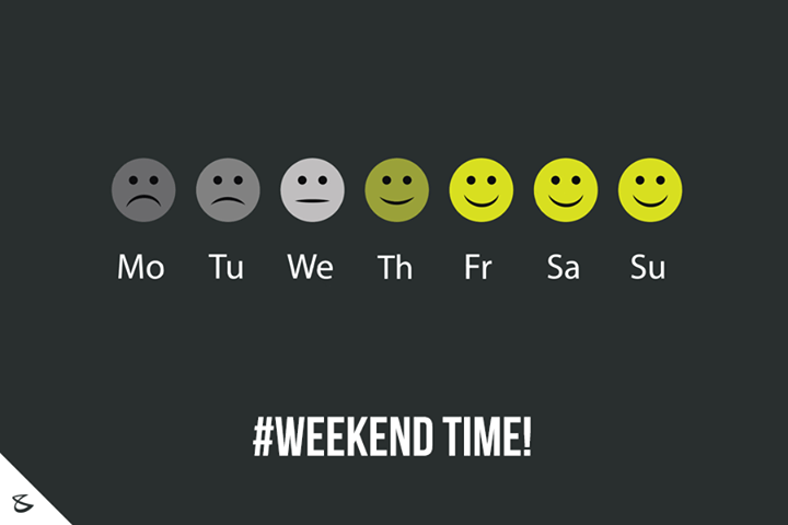 **Smile** It's the #weekend!  #Business #Technology #Innovations