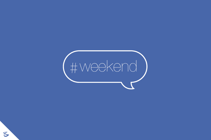 #Weekend!  #Business #Technology #Innovations