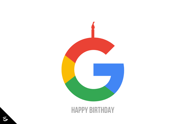 Officially an #adult, Happy #18th Google !  #HappyBirthdayGoogle #CompuBrain