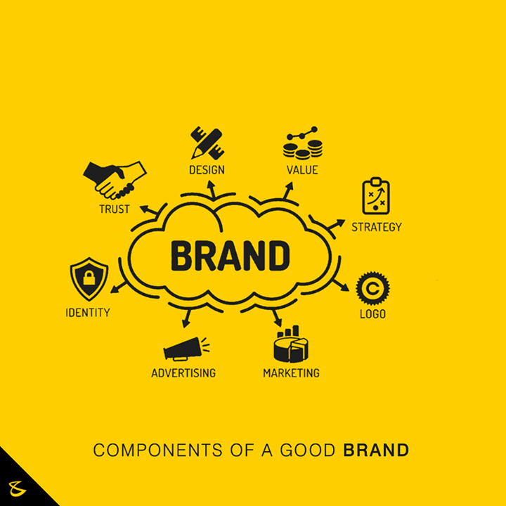 // Components of a good brand //  #Business #Technology #Innovations #CompuBrain  #DigitalAgencyIndia
