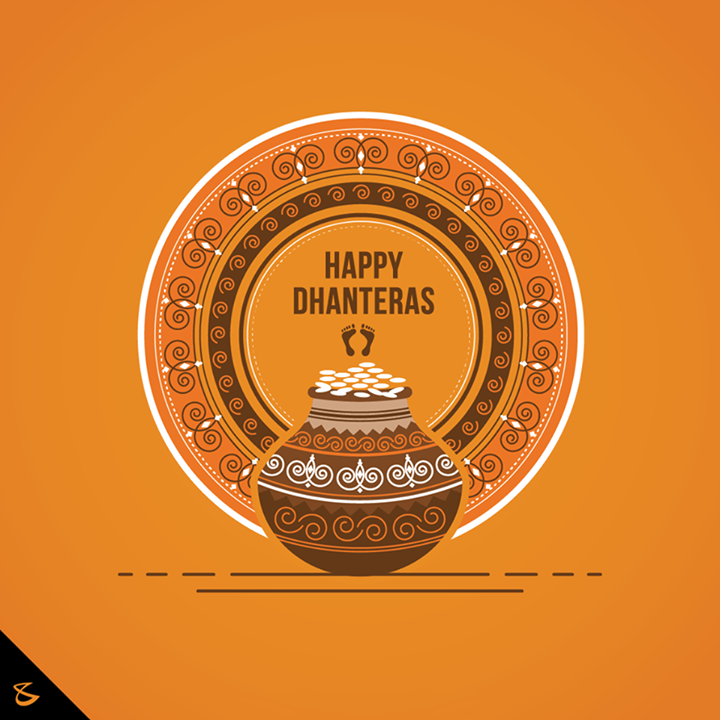 CompuBrain wishes you abundance of wealth, prosperity and wisdom. #HappyDhanteras  #Dhanteras #FestiveWishes #Diwali #IndianFestivals #DiwaliisHere #Business #Technology #Innovations #CompuBrain