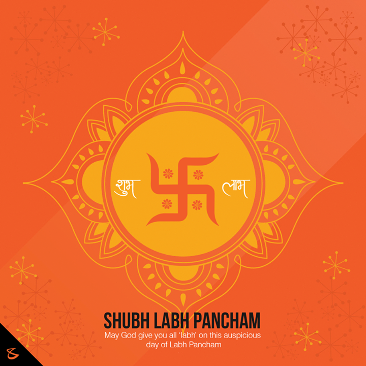 May prosperity enter your lives today and forever.  #ShubhLabhPancham #LabhPancham #IndianFestivals