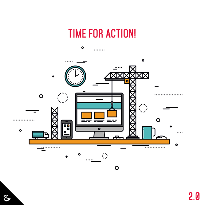 Time For Action!  #Business #Technology #Innovations #DigitalAgencyIndia