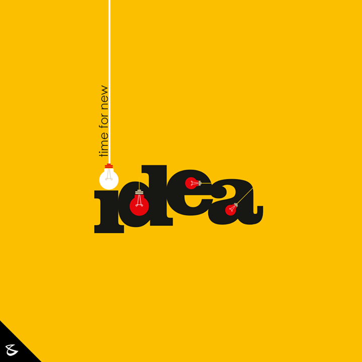 // Everything begins with an #Idea //  #Business #Technology #Innovations #DigitalAgencyIndia #CompuBrain