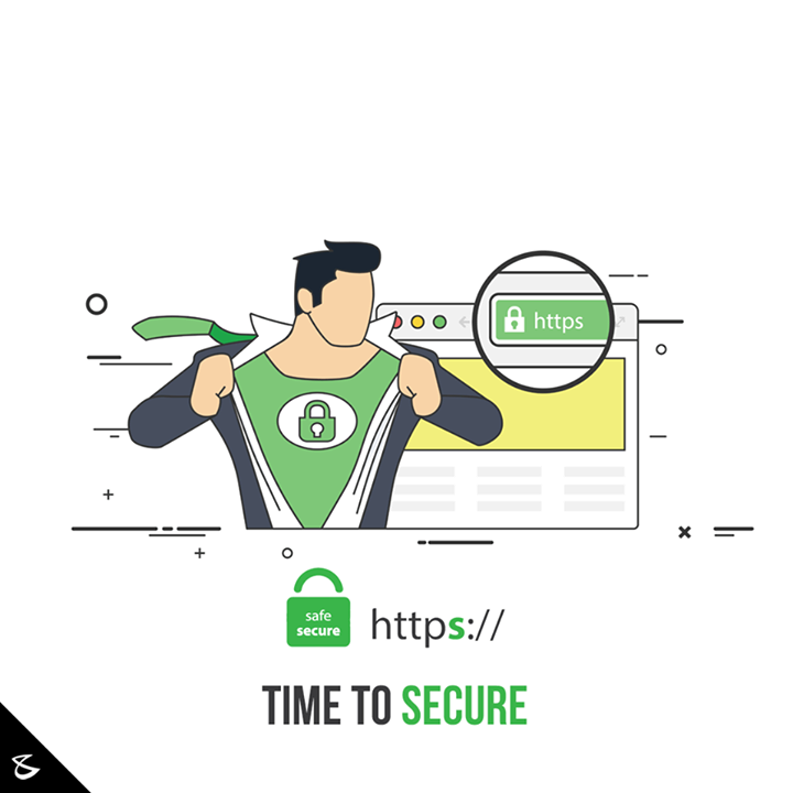 Time to secure!  #Business #Technology #Innovations #DigitalAgencyIndia #Domain #SSL #HTTPS