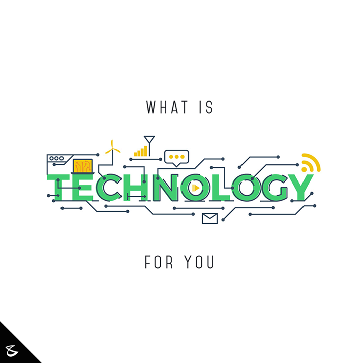 What is technology for you?  #Business #Technology #Innovations #CompuBrain