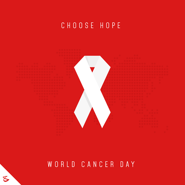 Choose #Hope, this #WorldCancerDay!  #WorldCancerDay2017 #CancerDay #CompuBrain
