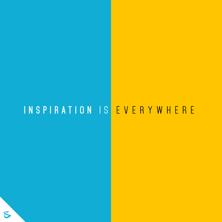 #Inspiration is everywhere.  #Business #Technology #Innovations #CompuBrain #TechnologyConsultancy