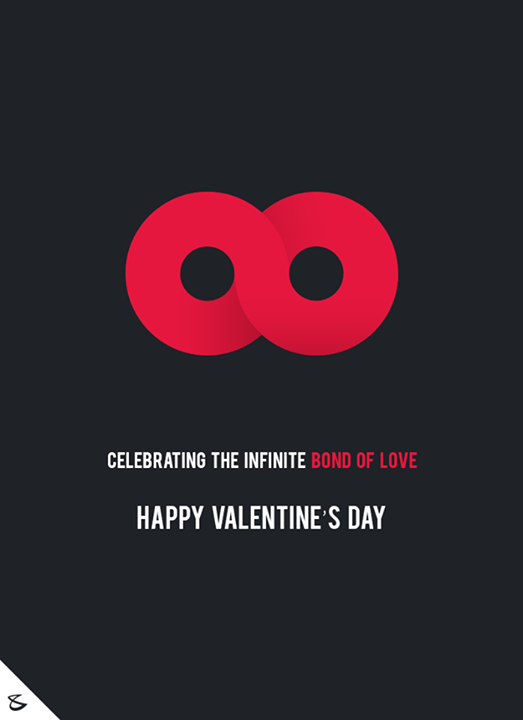 Celebrating the infinite bond of love!  #HappyValentinesDay #ValentinesDay #Love #Business #Technology #Innovations #CompuBrain #DigitalAgencyGujarat #SocialMediaMarketingGujarat