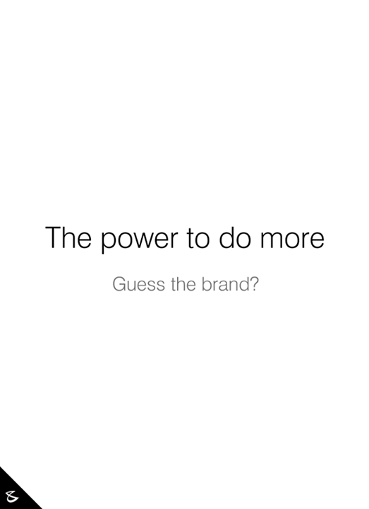 Let's test your #brandawareness! Guess the brand!  #Business #Technology #Innovations
