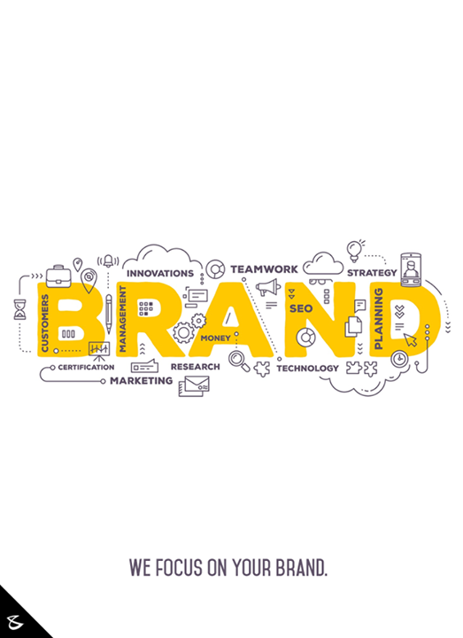 Let your #brand be in #focus!  #Business #Technology #Innovations #Branding