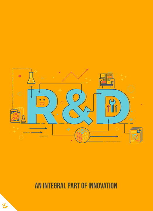 R&D is an integral part of innovation!  #Business #Technology #Innovations #RAndD #ResearchAndDevelopment #CompuBrain