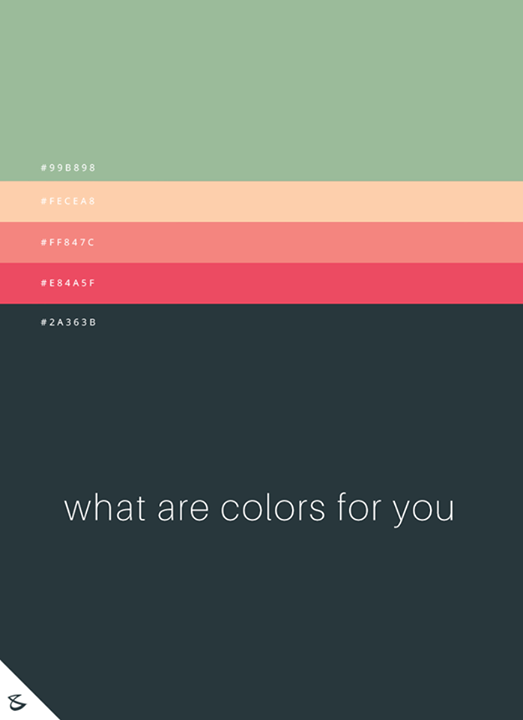 What are colors for you?  #CompuBrain #Business #Technology #Innovations