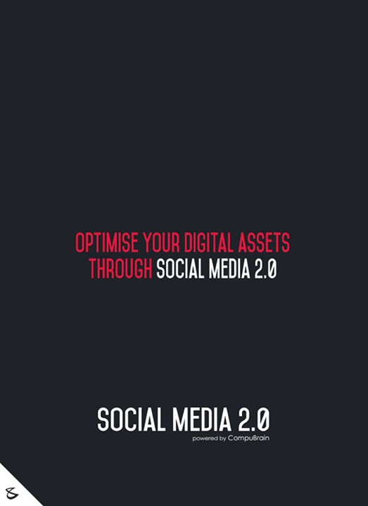 Time to optimise your #DigitalAssests!  #sm2p0 #contentstrategy #SocialMediaStrategy #DigitalStrategy #SocialMediaTools #SocialMediaTips #FutureOfSocialMedia