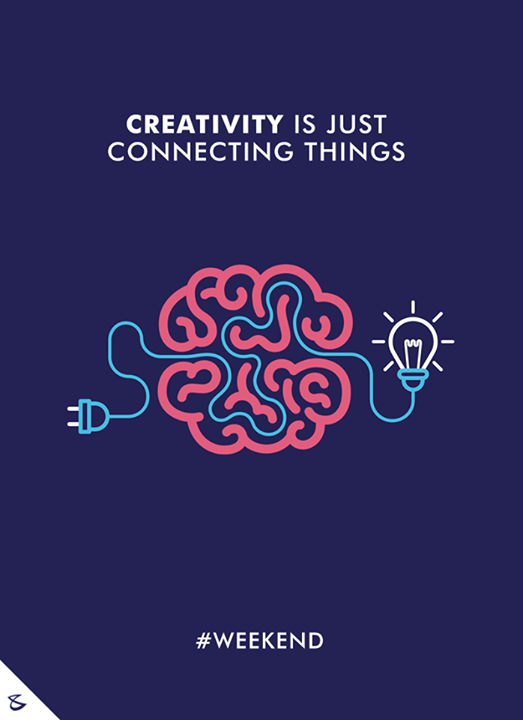 #Creativity #WeekendMode #Business #Technology #Innovations #CompuBrain