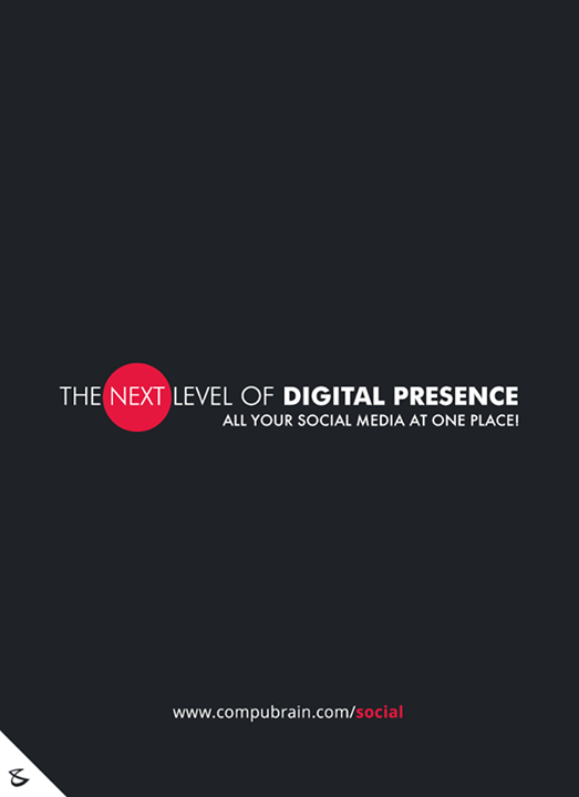 The next level of #DigitalPresence!  #SocialMedia2p0 #Business #Technology #Innovations #CompuBrain
