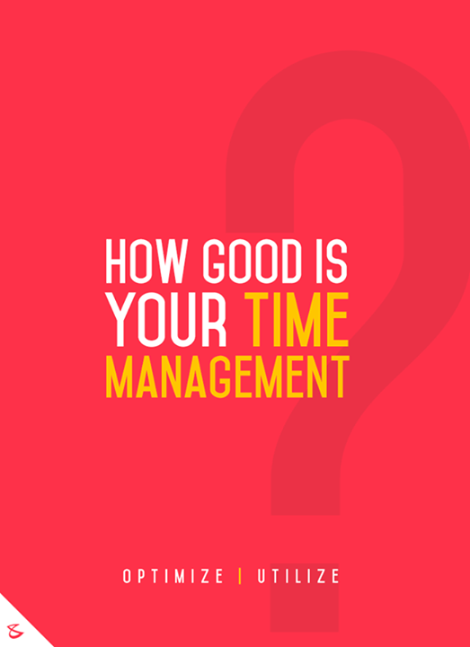 How do manage your time?  #TimeManagement #Business #Technology #Innovations #CompuBrain