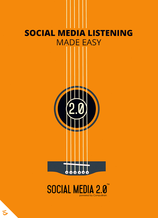 Social Media listening made E A S Y!  #Business #Technology #Innovations #SocialMedia2p0