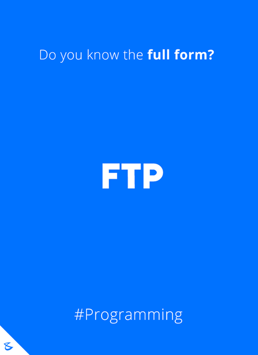 Do you know the full form?  #CompuBrain #Business #Technology #Innovations #Programming