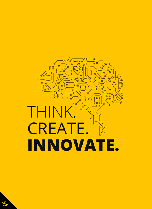 T H I N K. C R E A T E. I N N O V A TE  #CompuBrain #Business #Technology #Innovations