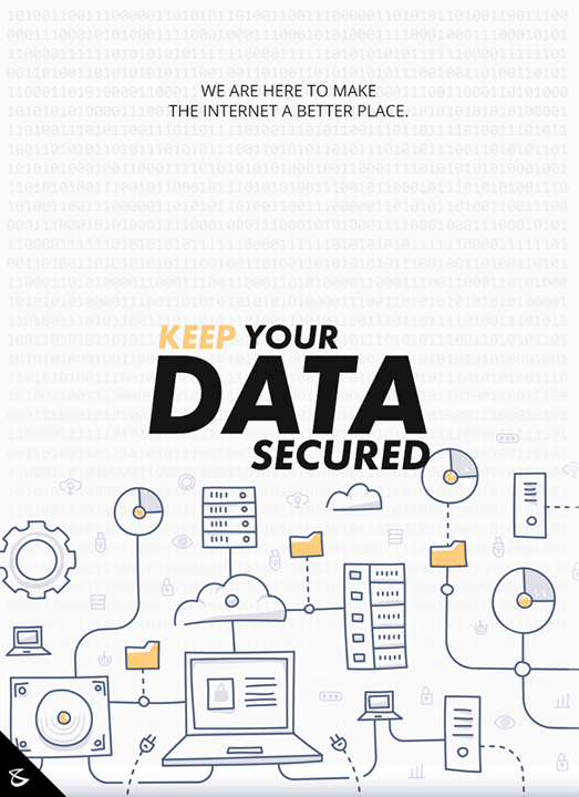 Keep your data secured!  #Business #Technology #Innovations #CompuBrain