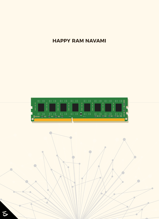 May this day add prosperity to your life, warm wishes on Ram Navami.  #RamNavami #Ramnavmi #IndianFestivals #JaiShreeRam  #CompuBrain #Business #Innovations #Technology