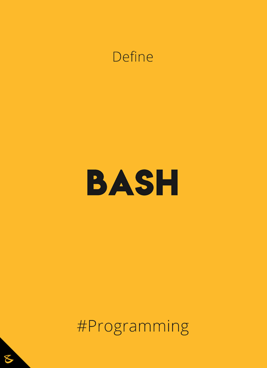Can you define BASH?  #Programming #CompuBrain #Business #Technology #Innovations #Bash