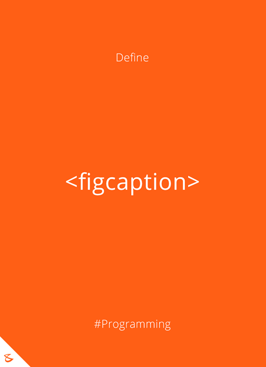 Can you define <figcaption> tag?   #Business #Technology #Innovations #CompuBrain #Programming