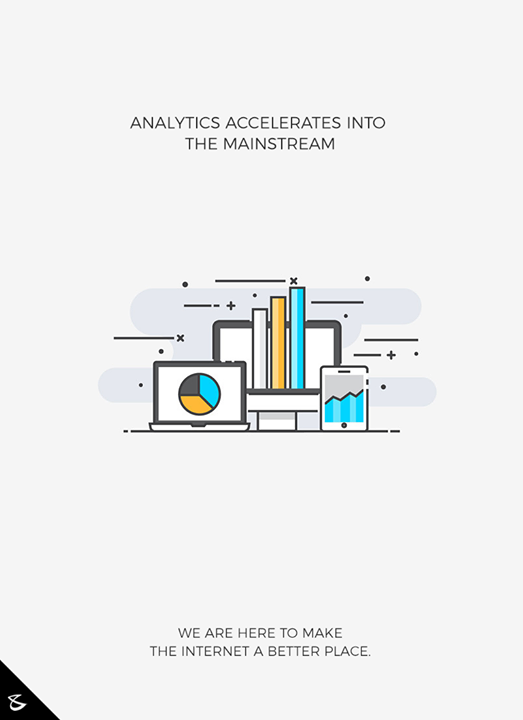 #Analytics Accelerates into the mainstream  #Business #Technology #Innovations #CompuBrain