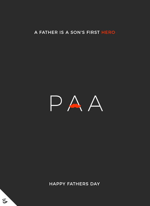 A father is a son's first hero  #Business #Technology #Innovations #CompuBrain #HappyFathersDay