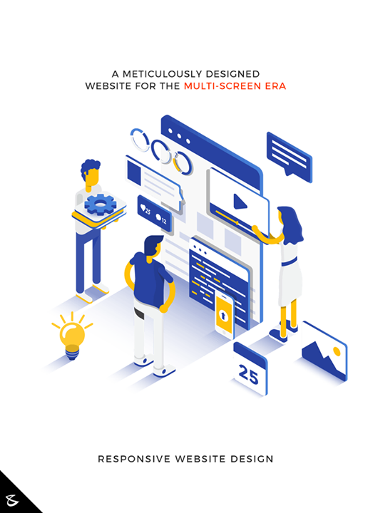 A Meticulously Designed Website For the Multi-Screen Era  #Business #Technology #Innovations #CompuBrain #ResponsiveWebsiteDesign #WebsiteDesign #WebsiteDesignAhmedabad #WebsiteDesignGujarat