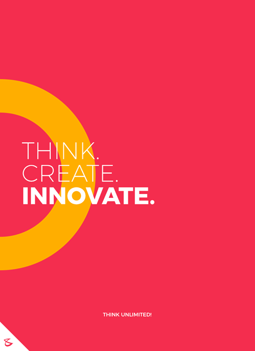 Think. Create. Innovate.  #Business #Technology #Innovations #CompuBrain