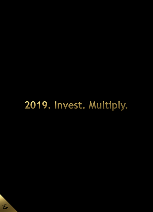 :: 2019. Invest. Multiply. ::  #CompuBrain #Business #Technology #Innovations #DigitalMediaAgency