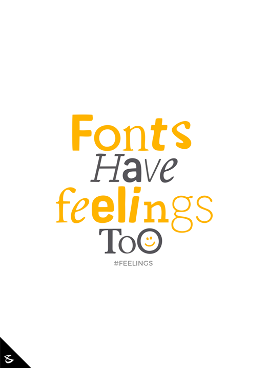 Don't you agree?  #CompuBrain #Business #Technology #Innovations #SocialMediaAgency #Fonts #Feelings