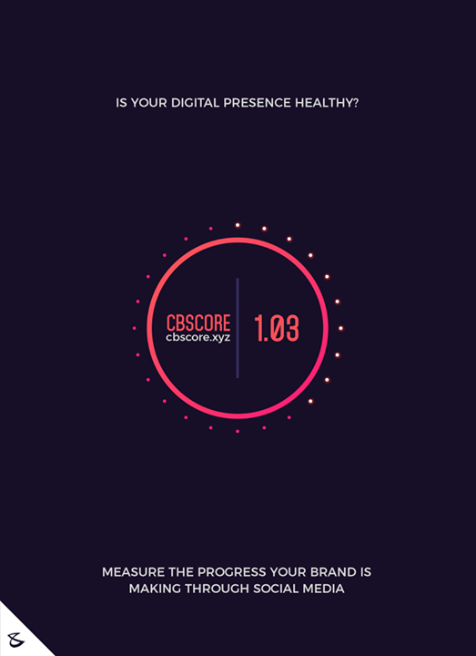 Is your digital presence healthy?  Visit: https://cbscore.xyz/  #CompuBrain #Business #Technology #Innovations  #DigitalMediaAgency #CBScore