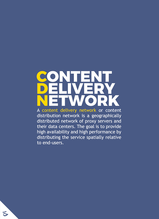 :: Content Delivery Network ::  #CompuBrain #Business #Technology #Innovations #DigitalMediaAgency #CDN