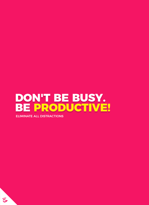 Be productive!  #CompuBrain #Business #Technology #Innovations #DigitalMediaAgency