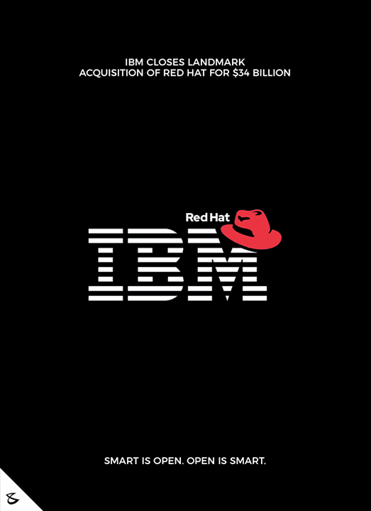 Together, #IBM and Red Hat will deliver the next-generation hybrid multi-cloud platform.  #RedHat #TechNews #CompuBrain #Business #Technology #Innovations #DigitalMediaAgency #Acquisition