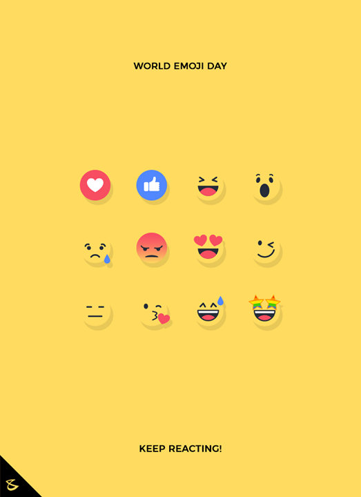 :: World Emoji Day ::  #CompuBrain #Business #Technology #Innovations #WorldEmojiDay